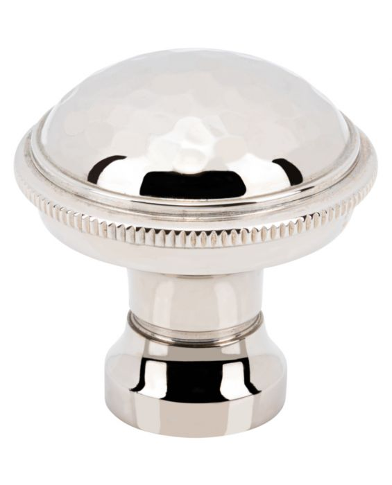 Artworth Knob 1 1/8 Inch Polished Nickel