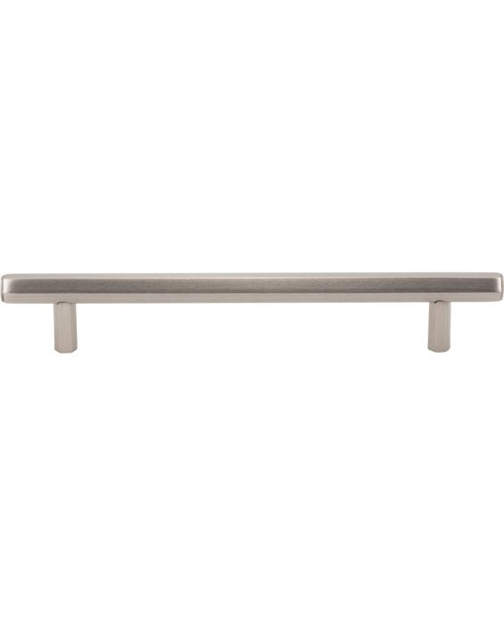 Insignia Pull 6 5/16 Inch (c-c) Brushed Satin Nickel