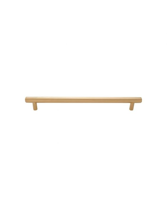 Insignia Appliance Pull 18 Inch (c-c) Satin Brass