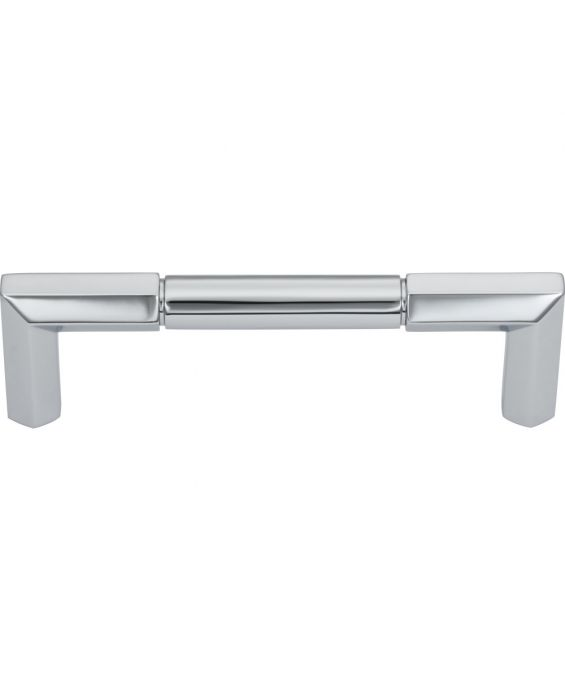 Identity Pull 3 3/4 Inch (c-c) Polished Chrome