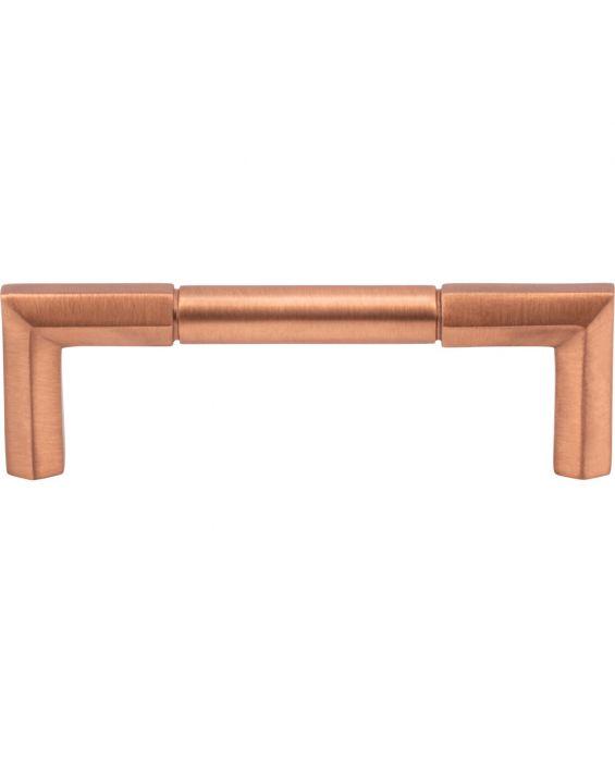Identity Pull 3 3/4 Inch (c-c) Satin Copper