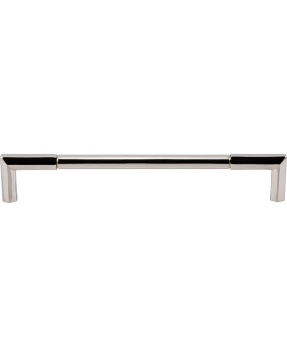 Identity Pull 7 9/16 Inch (c-c) Polished Nickel