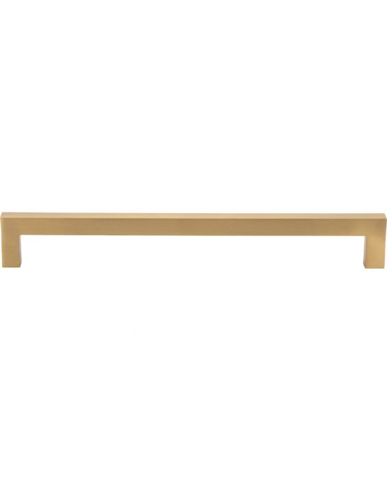 Simplicity Bar Appliance Pull 12 Inch (c-c) Satin Brass