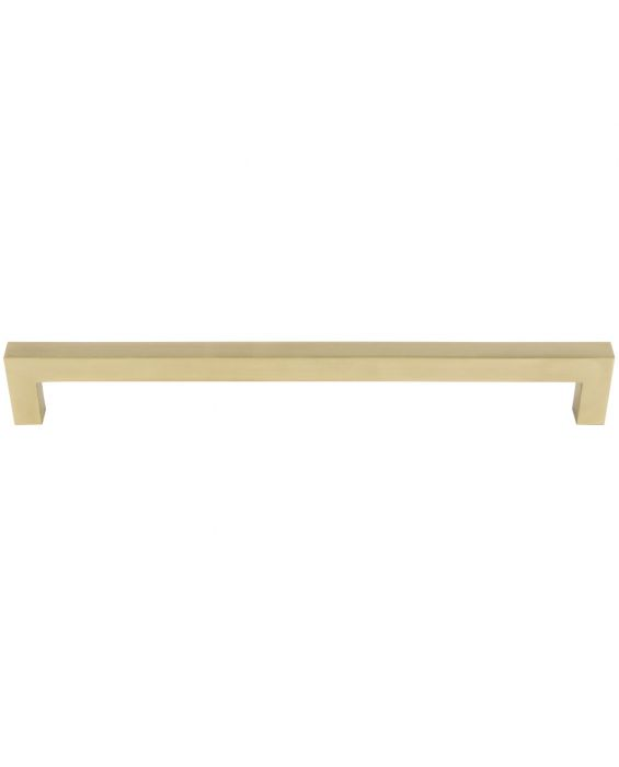 Simplicity Bar Appliance Pull 18 Inch (c-c) Satin Brass