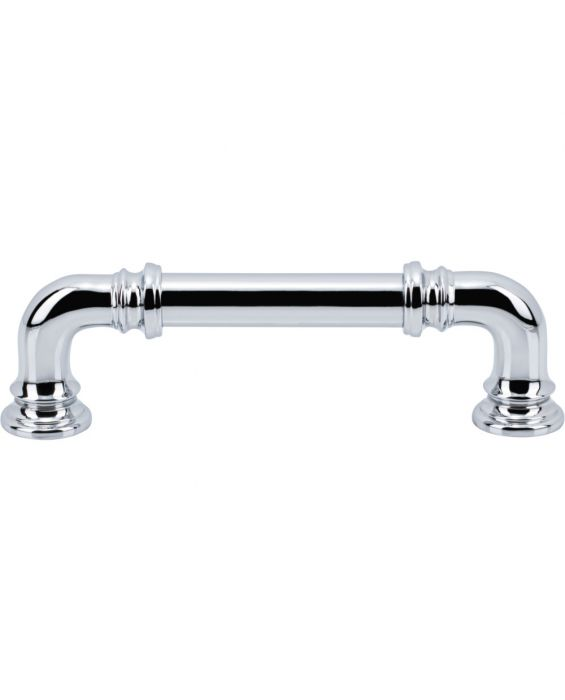 Ronan Pull 3 3/4 Inch (c-c) Polished Chrome