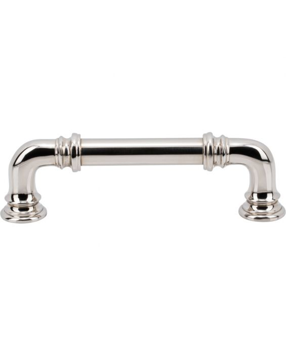 Ronan Pull 3 3/4 Inch (c-c) Polished Nickel