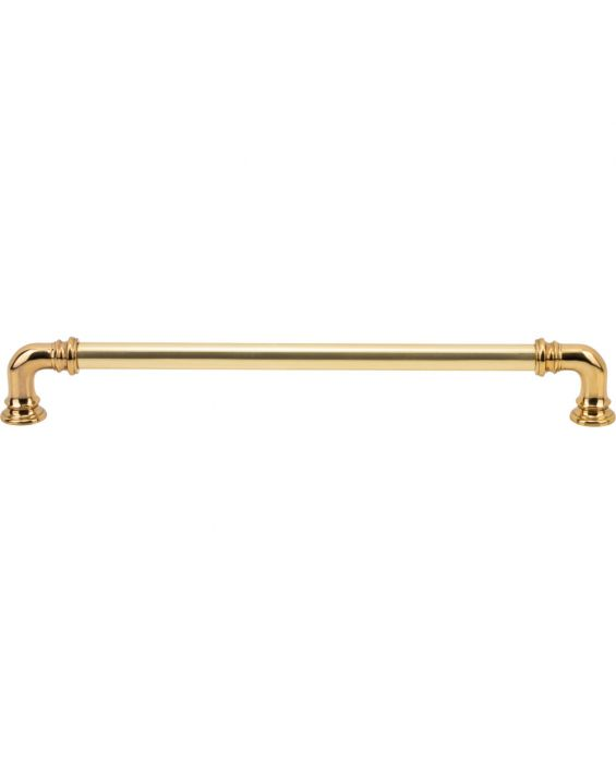 Ronan Pull 9 Inch (c-c) Polished Brass