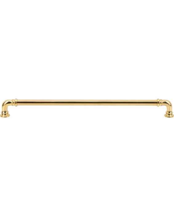 Ronan Pull 12 Inch (c-c) Polished Brass