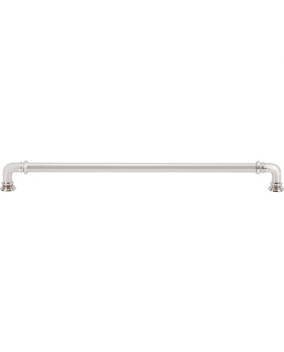 Ronan Pull 12 Inch (c-c) Polished Nickel