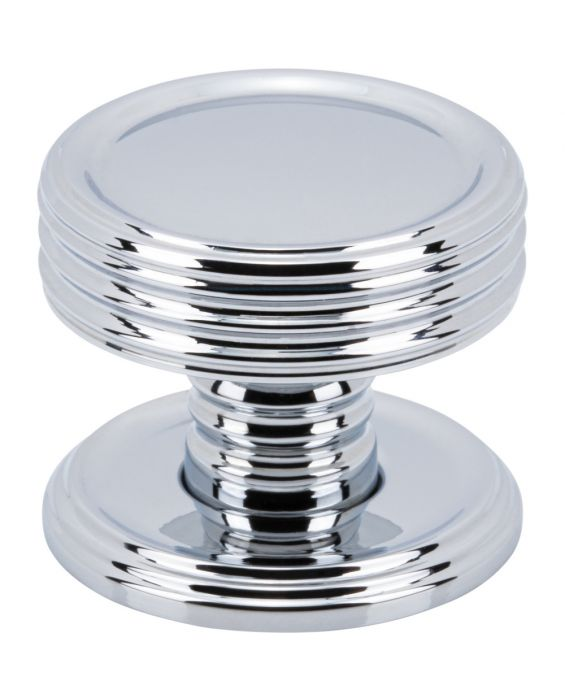 Divina Knob 1 Inch Polished Chrome