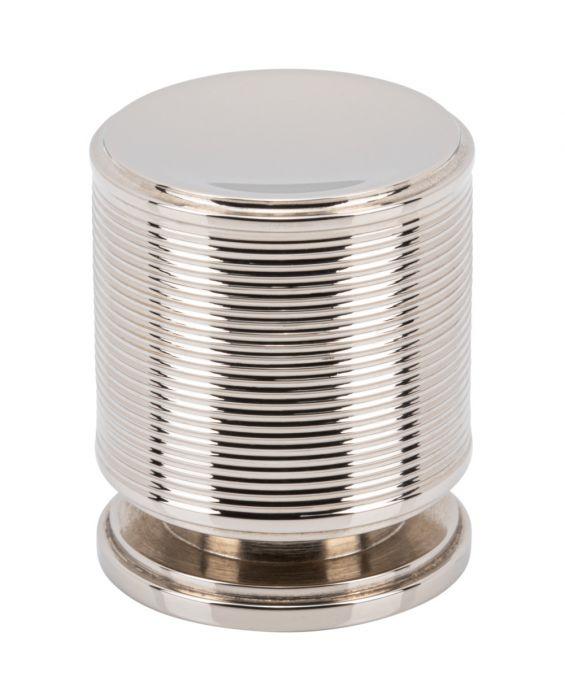 Vibe Knob 1 Inch Polished Nickel