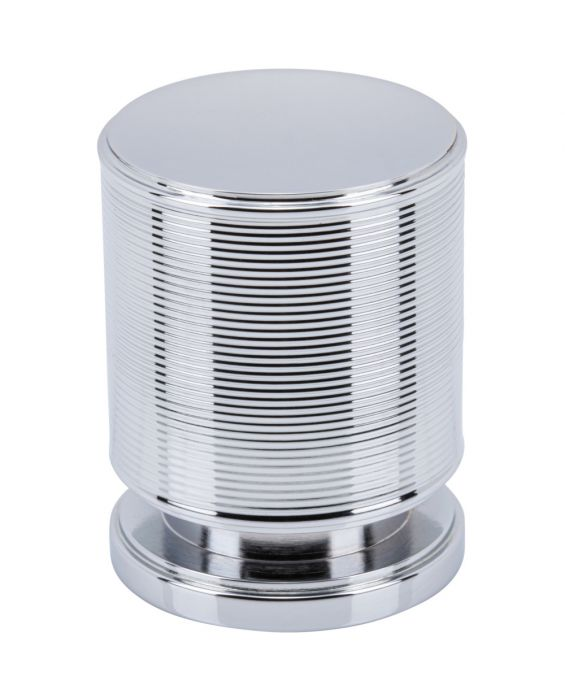 Vibe Knob 1 1/4 Inch Polished Chrome