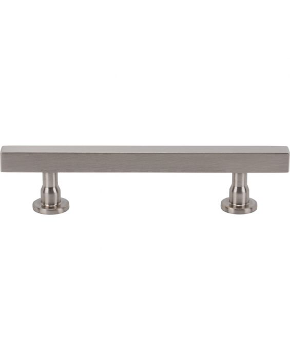 Dante Pull 3 3/4 Inch (c-c) Brushed Satin Nickel