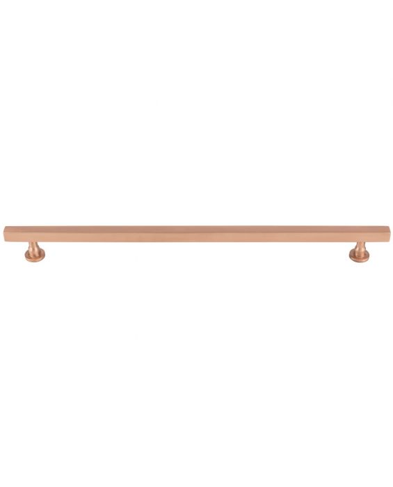 Dante Pull 12 Inch (c-c) Satin Copper