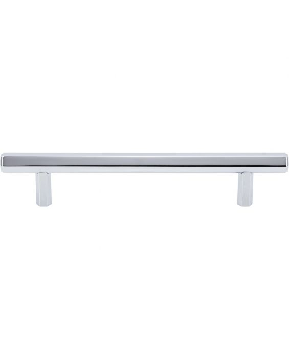 Insignia Pull 5 1/16 Inch (c-c) Polished Chrome