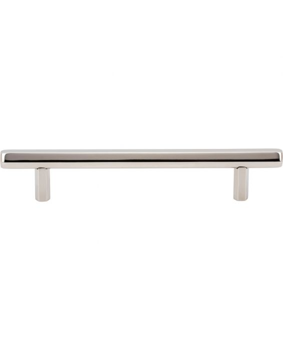 Insignia Pull 5 1/16 Inch (c-c) Polished Nickel