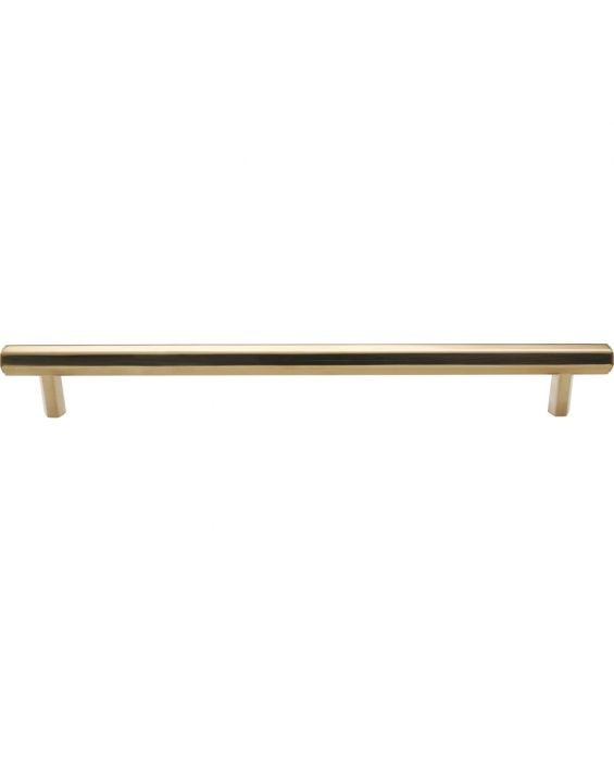 Insignia Appliance Pull 12 Inch (c-c) Unlacquered Brass