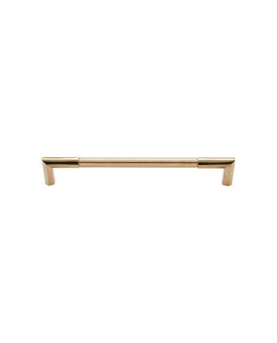 Identity Appliance Pull 18 Inch (c-c) Unlacquered Brass