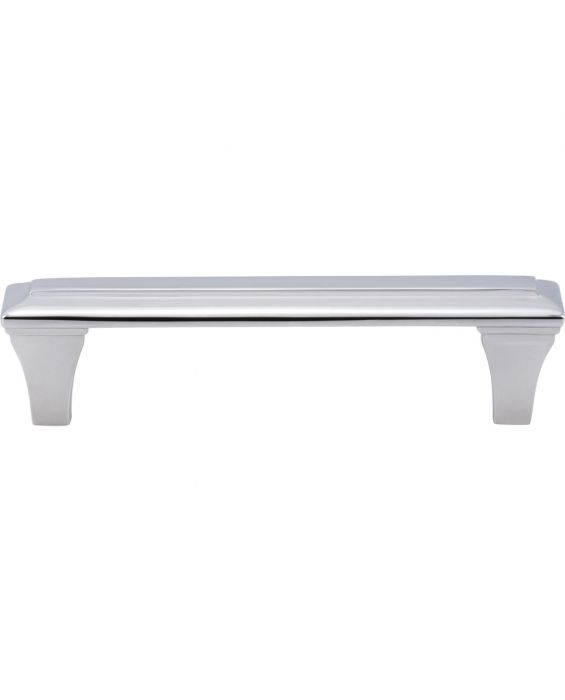 Alston Pull 3 3/4 Inch (c-c) Polished Chrome