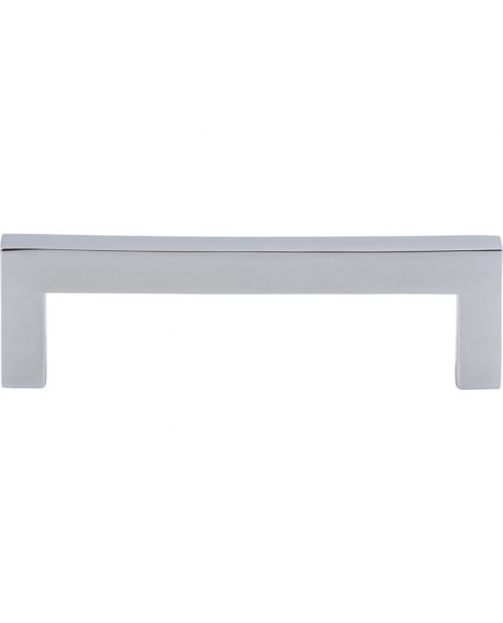 Simplicity Bar Pull 3 3/4 Inch (c-c) Polished Chrome