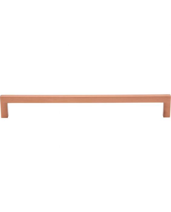 Simplicity Bar Pull 9 Inch (c-c) Satin Copper