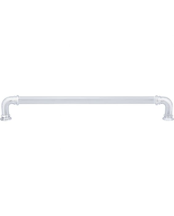 Ronan Appliance Pull 12 Inch (c-c) Polished Chrome