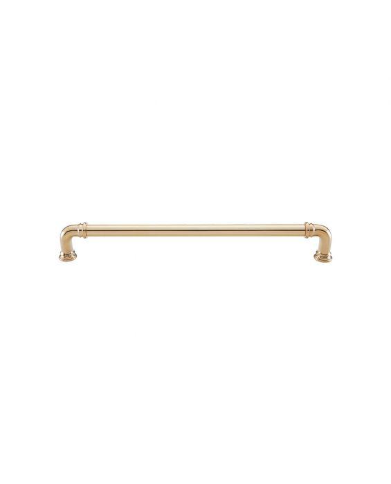Ronan Appliance Pull 18 Inch (c-c) Unlacquered Brass