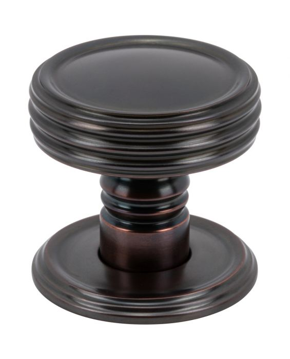 Divina Knob 1 1/2 Inch Oil Rubbed Bronze