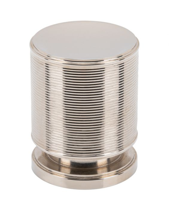 Vibe Knob 1 1/4 Inch Polished Nickel