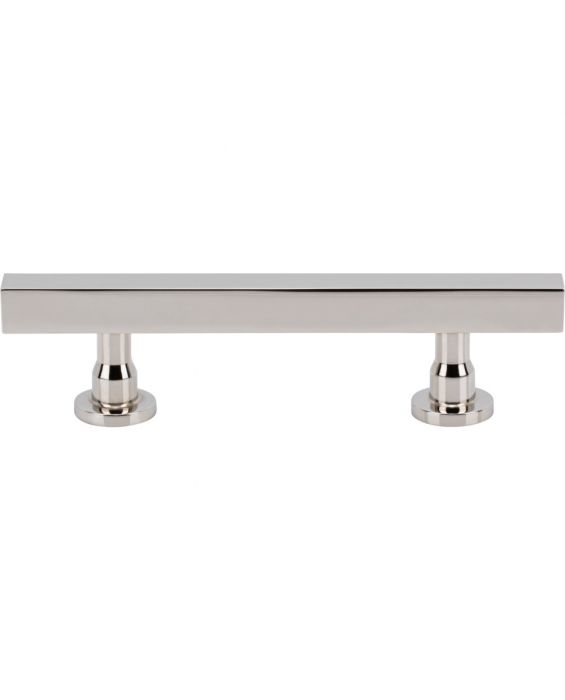 Dante Pull 3 Inch (c-c) Polished Nickel