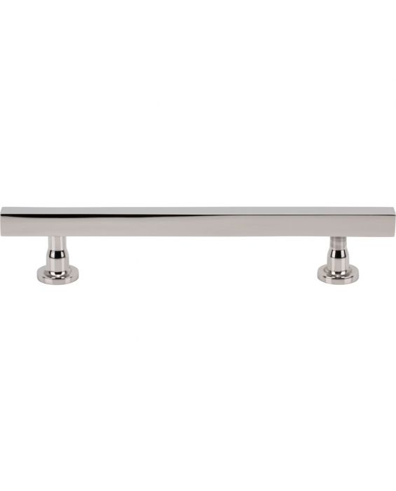 Dante Pull 5 1/16 Inch (c-c) Polished Nickel