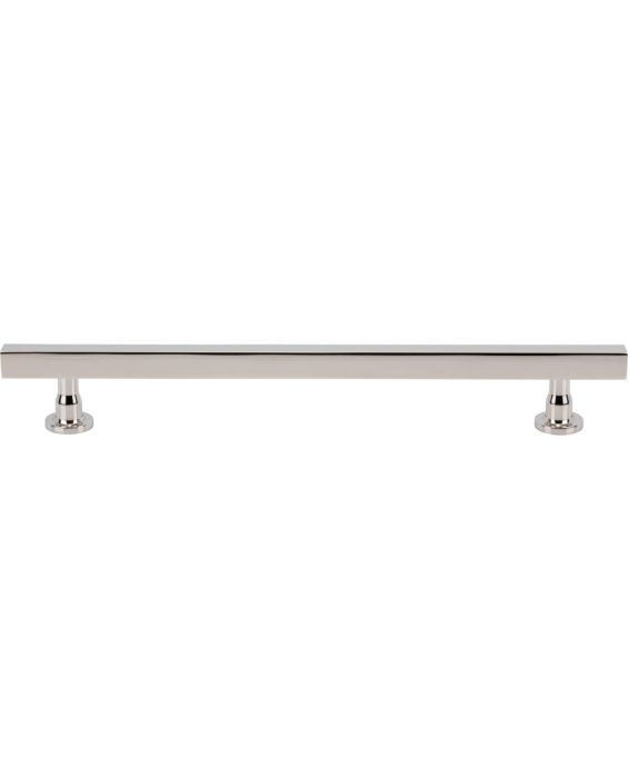 Dante Pull 7 9/16 Inch (c-c) Polished Nickel