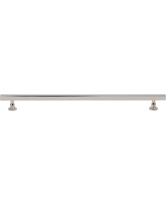 Dante Pull 12 Inch (c-c) Polished Nickel