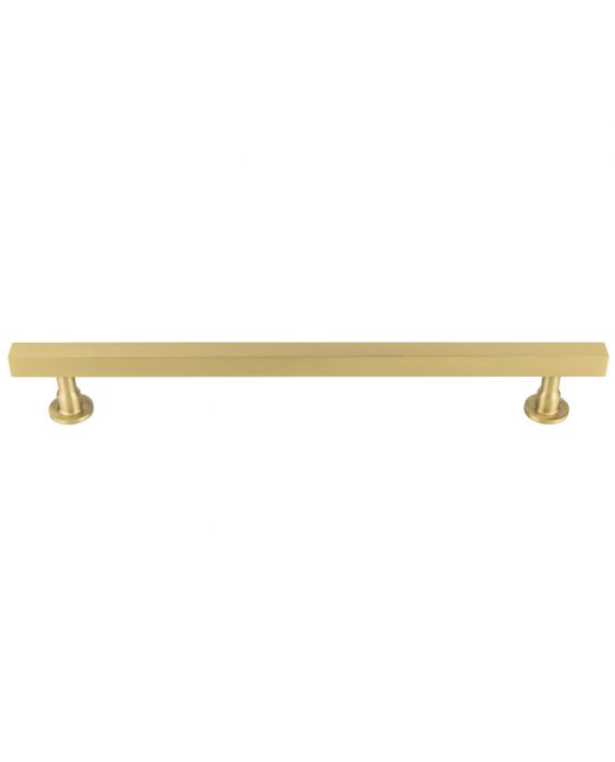 Dante Appliance Pull 18 Inch (c-c) Satin Brass