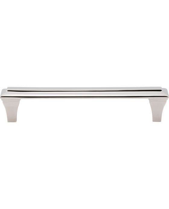 Alston Pull 5 1/16 Inch (c-c) Polished Nickel