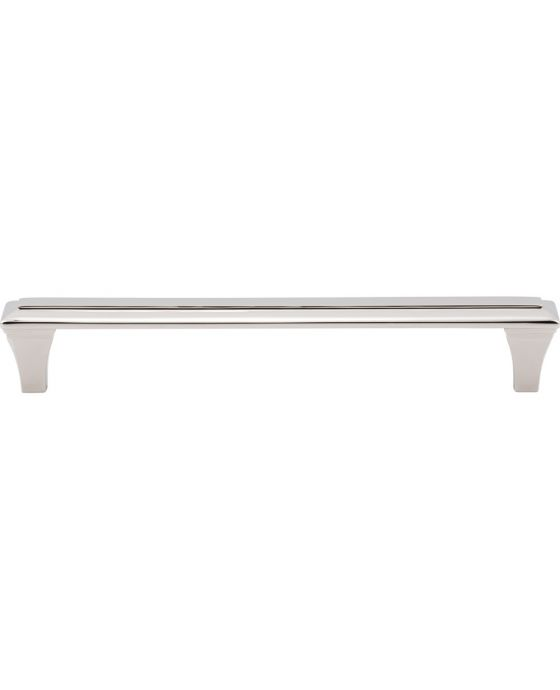 Alston Pull 6 5/16 Inch (c-c) Polished Nickel