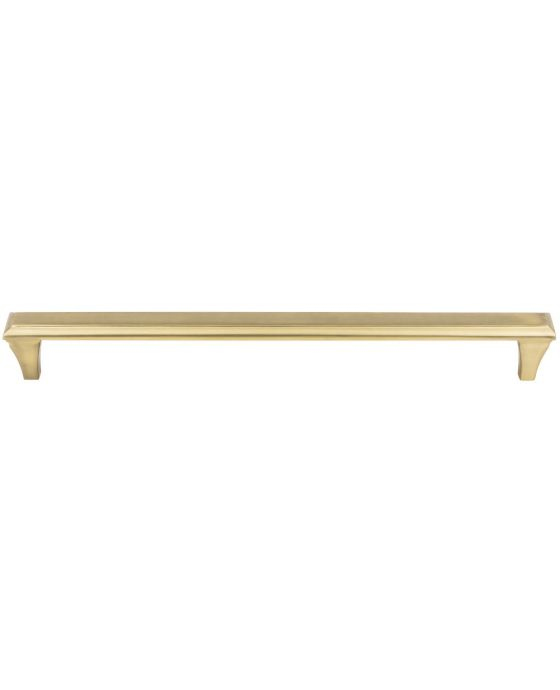 Alston Appliance Pull 18 Inch (c-c) Satin Brass