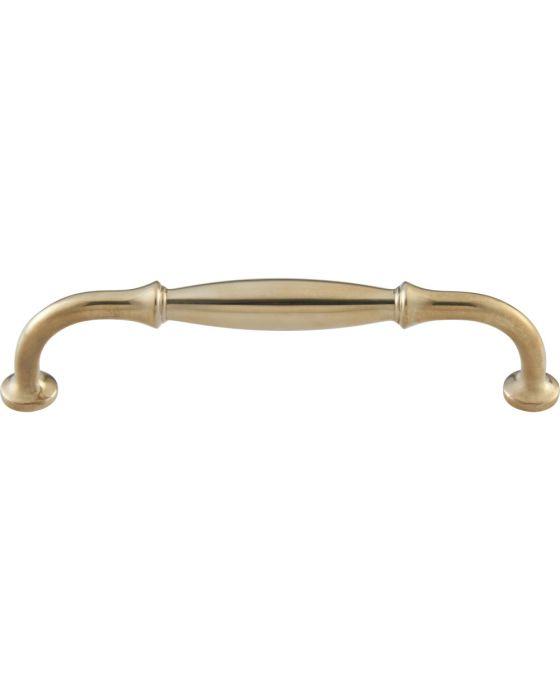 Cala Pull 5 1/16 Inch (c-c) Unlacquered Brass