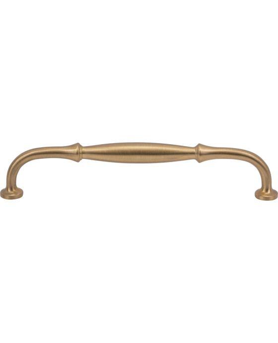 Cala Pull 6 5/16 Inch (c-c) Satin Brass
