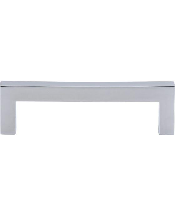Simplicity Bar Pull 3 3/4 Inch (c-c) Polished Chrome