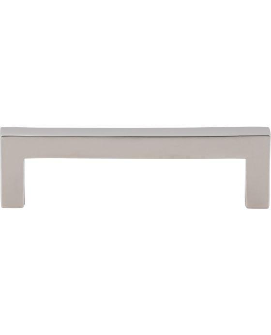 Simplicity Bar Pull 3 3/4 Inch (c-c) Polished Nickel