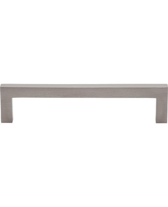 Simplicity Bar Pull 5 1/16 Inch (c-c) Brushed Satin Nickel