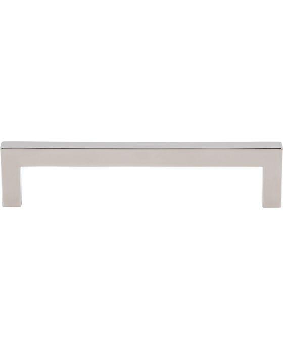 Simplicity Bar Pull 5 1/16 Inch (c-c) Polished Nickel