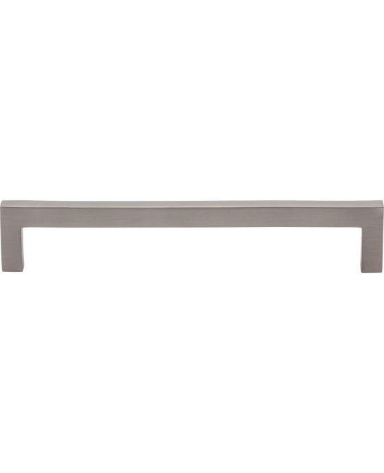 Simplicity Bar Pull 6 5/16 Inch (c-c) Brushed Satin Nickel