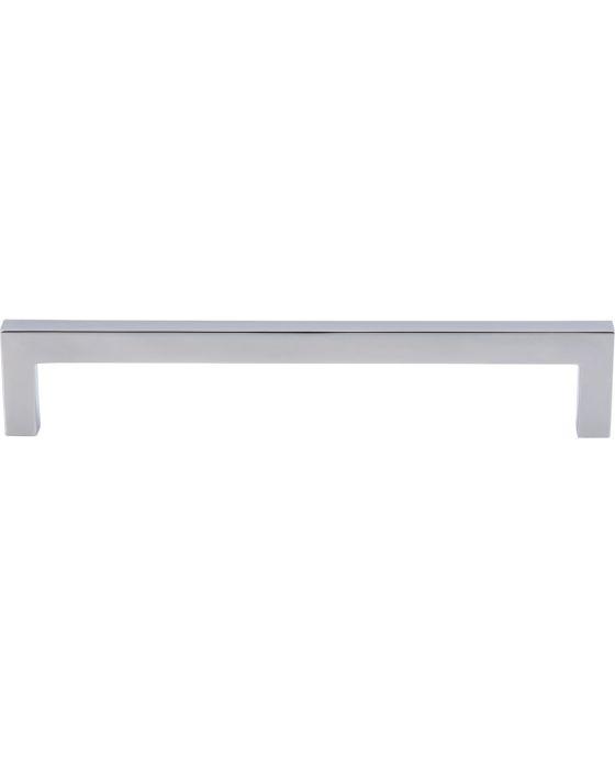 Simplicity Bar Pull 6 5/16 Inch (c-c) Polished Chrome