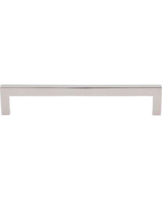 Simplicity Bar Pull 6 5/16 Inch (c-c) Polished Nickel
