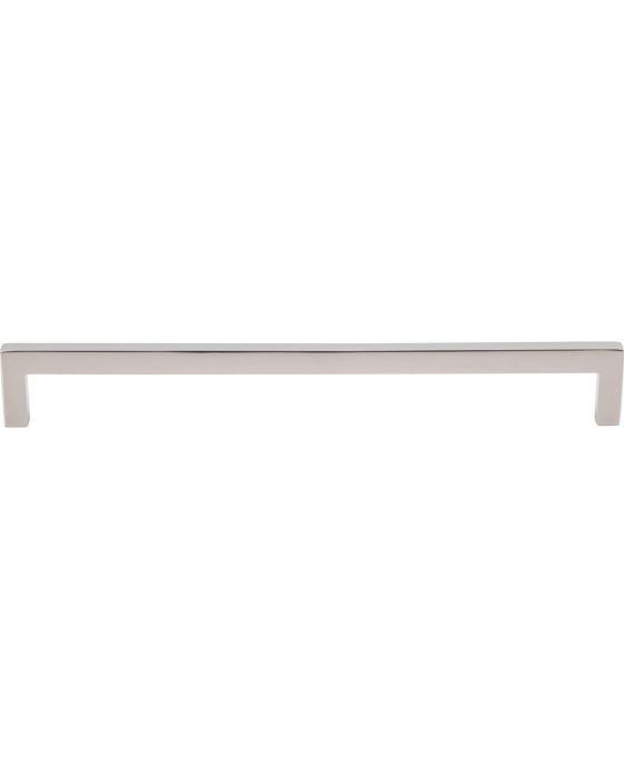 Simplicity Bar Pull 9 Inch (c-c) Polished Nickel