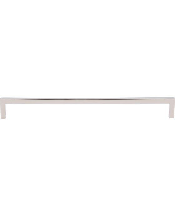 Simplicity Bar Pull 12 Inch (c-c) Polished Nickel