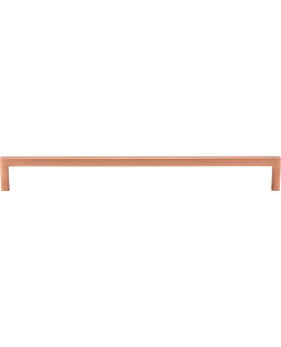 Simplicity Bar Pull 12 Inch (c-c) Satin Copper