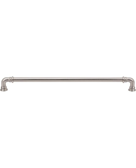 Ronan Pull 12 Inch (c-c) Brushed Satin Nickel